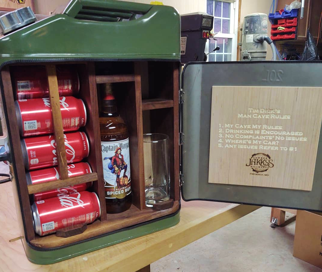 Custom Mini Fridge